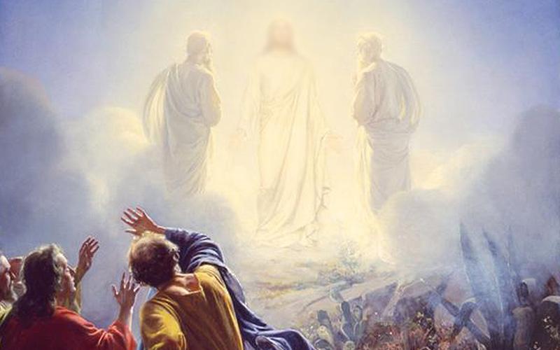 O monte da transfiguração