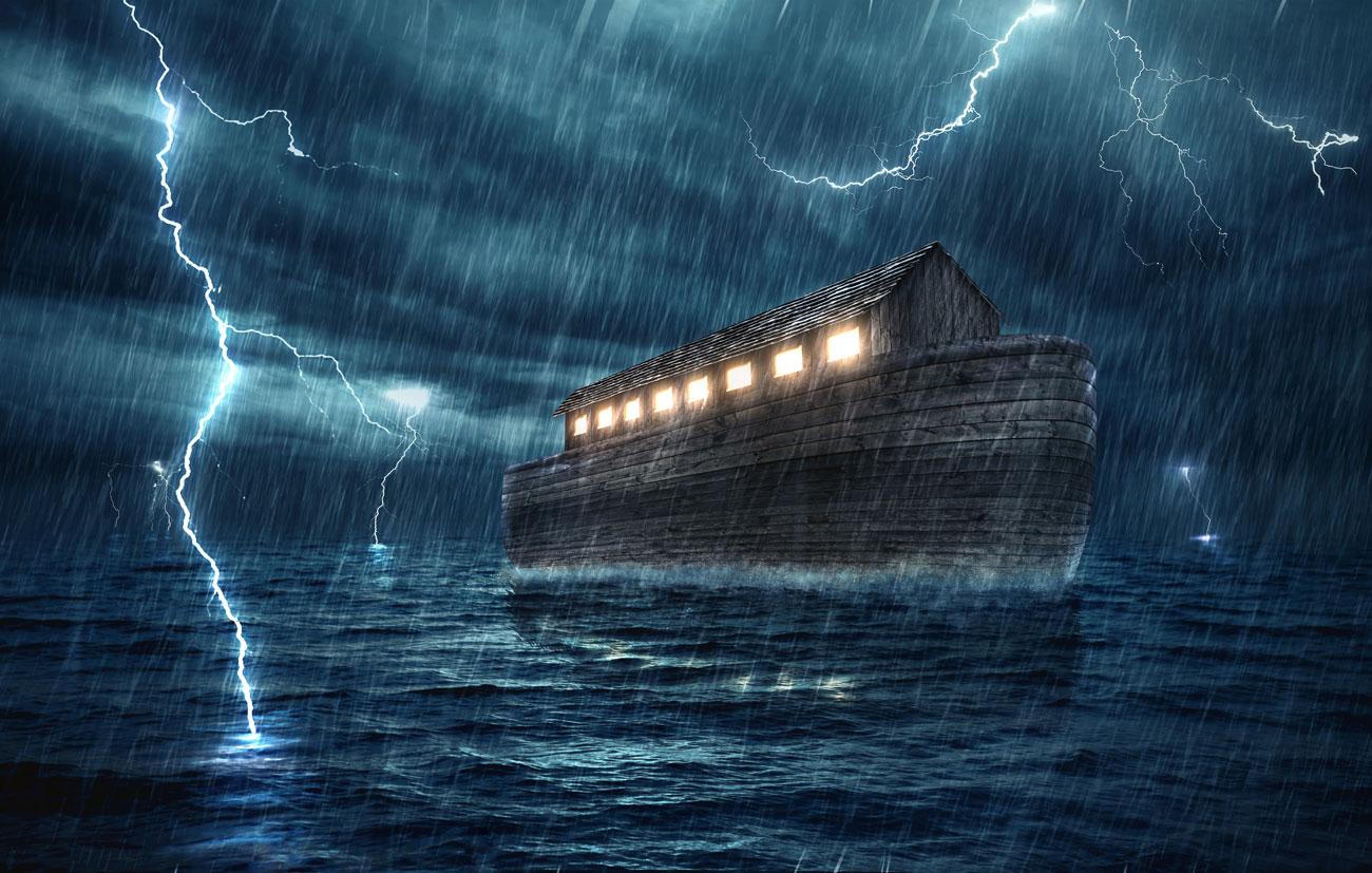 Noé e a Salvação Familiar