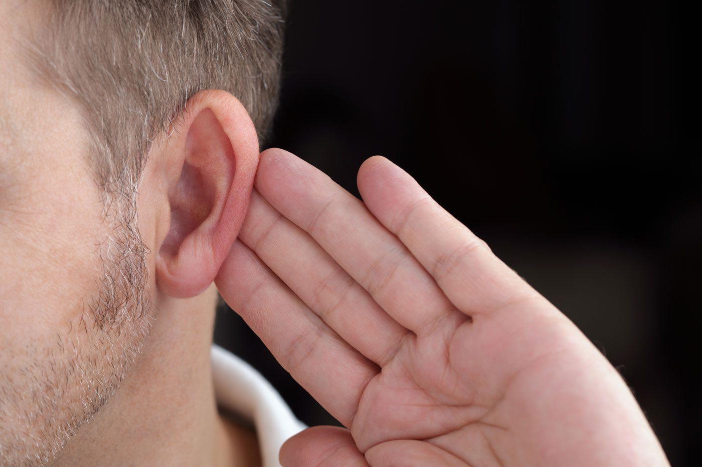 As vozes que ouvimos