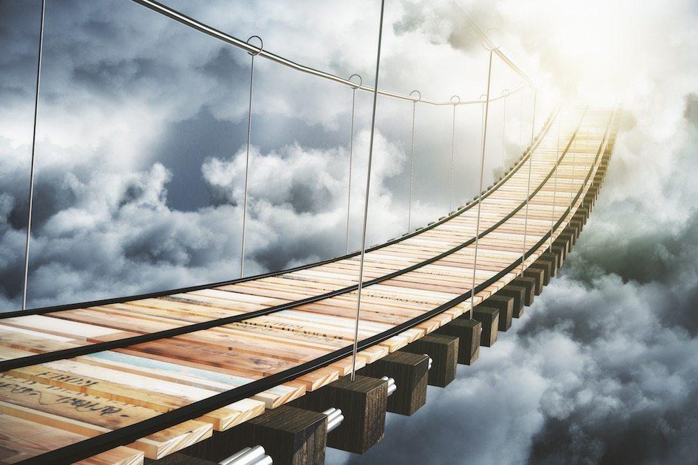 Não há ponte mais segura!