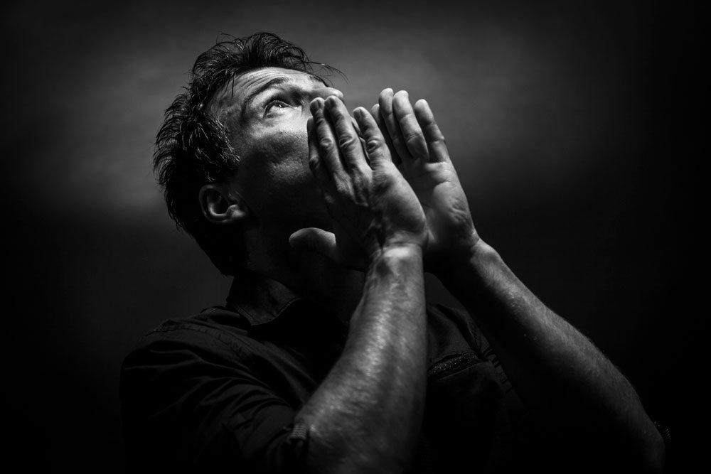 O grito do corpo, da alma e do espírito
